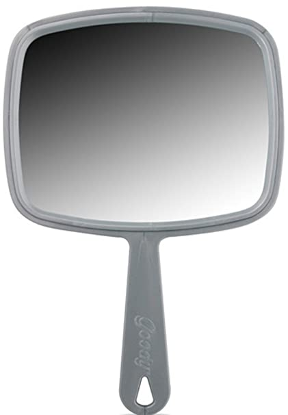 hand mirror. Plain Hand Goody Hand Mirror 27847 Pack Of 1 11 Inches  With O