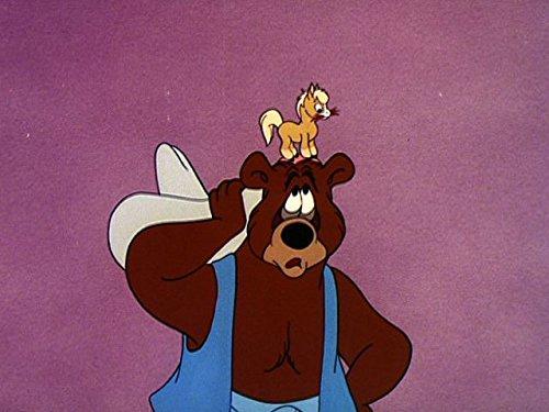 Barney Bear - Half-Pint Palomino