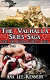 The Dragon God's Kiss: Book Two of The Valhalla Skies Saga