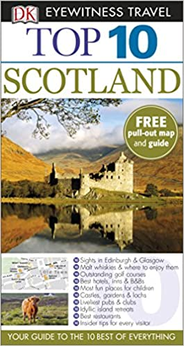 Book DK Eyewitness Top 10 Travel Guide Scotland