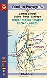 Camino Portugués Maps - Mapas- Karten: Lisboa - Porto - Santiago (Camino Guides)