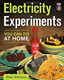 Electricity Experiments You Can Do at Home, Stan Gibilisco, 0071621644