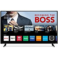 VIZIO 43in Class 4K UHD 120Hz Clear Action 240 LED Smart Built-in Wi-Fi HDTV