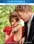 Cover Image for 'About Time (Blu-ray + DVD + Digital HD UltraViolet)'