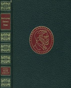 Nobel Prize Library: Ernest Hemingway, Knut Hamsun, Hermann Hesse B000BPITBG Book Cover