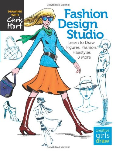 You Can Download And Install For You Fashion Design Studio Learn To Draw Figures Fashion Hairstyles More Creative Girls Draw Best Ebook Rong Atus Best Book Gift