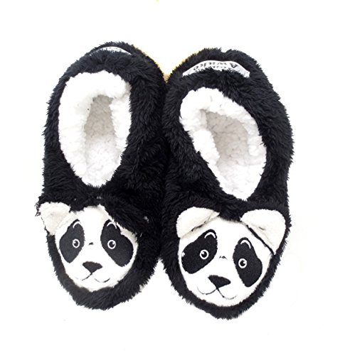 Footsie Faceplant Dreams Panda Super Slippers Soft xUI4IqwYz