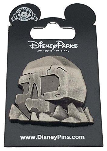 Disney Pin - Peter Pan - Skull Rock 3D Metal
