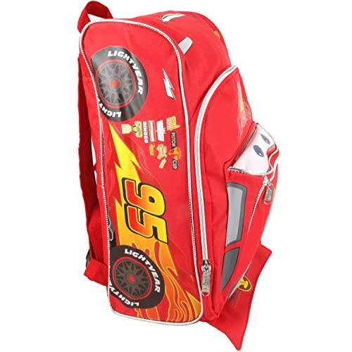 Backpacks & Bags Hospitable Disney Cars Mcqueen Backpack Kids Boys Clothing, Shoes & Accessories