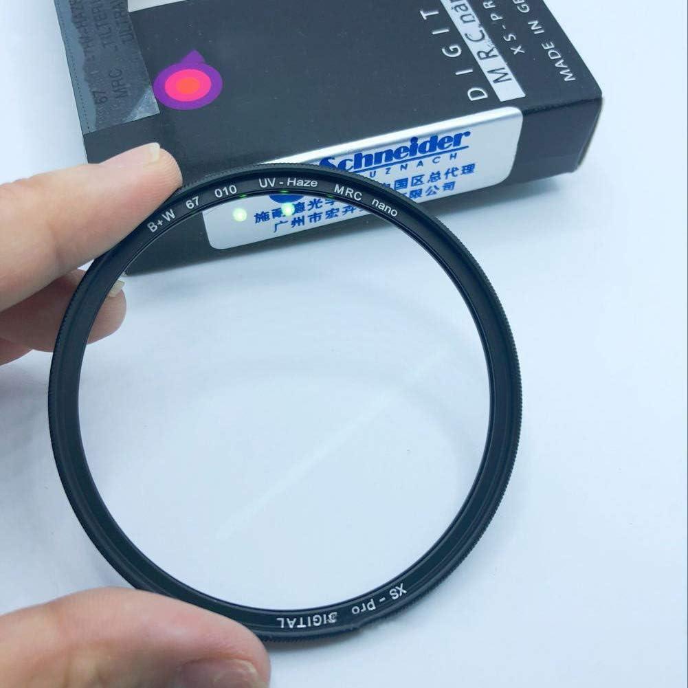 DishyKooker B+W UV Lens XS-PRO MR//C UV Filter Ul//tra-Thin Camera Protection Filter 96mm Christmas