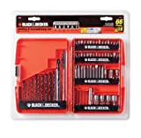 Black & Decker 71-966 Drilling and Screwdriving Set, 66-Piece Reviews