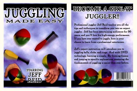 Juggling Made Easy -