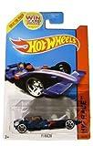 Hot Wheels 2014 Hw Race Team Blue F1 Racer 146/250