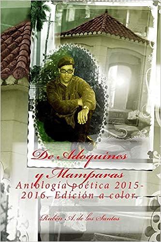 De Adoquines y Mamparas: Edición a color: Amazon.es: de los Santos ...