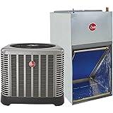 2 Ton 15 Seer Rheem / Ruud Air Conditioning System RA1424AJ1NA - RF1T2421MTANJAN00417