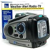 Vector Stormtracker Weather Alert Radio TV