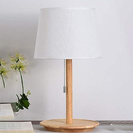 ETH Lámpara de Mesa Dormitorio lámpara de Noche Creativo ...