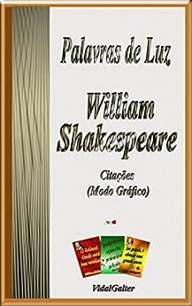 Palavras de Luz: William Shakespeare por [Galter, Vidal]