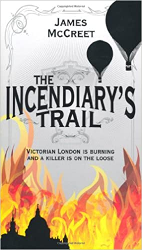 Book The Incendiary's Trail (Macmillan New Writing)