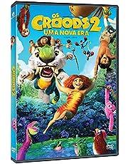 OS CROODS 2: UMA NOVA ERA DVD
