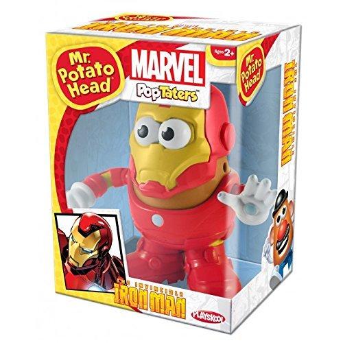 Mr. Potato Head Figure Marvel Iron - Man Partner Iron