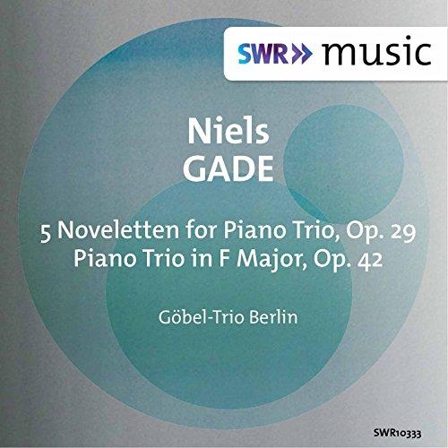moderato göbel trio berlin from the album gade works for piano trio