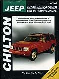 Jeep Wagoneer/Comanche/Cherokee    1984-98