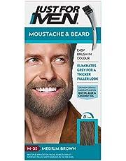 Just for Men kolorowy żel do brody i wąsów