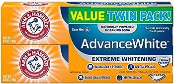 Arm & Hammer Advance White Extreme Whitening Toothpaste 6 Oz