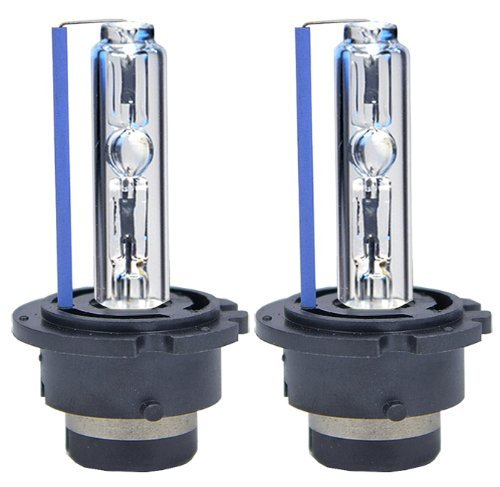 18w 10000k Bulb (eBoTrade Car HID Xenon Lights Bulbs Lamps D2S D2C D2R 10000K 12V 35W- 1 Pair)