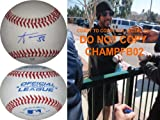 Andres Torres, San Francisco Giants, Detroit Tigers, Texas Rangers, New York Mets, Signed, Autographed, Baseball, a COA and Proof Photo of Andres Signing the Baseball Will Be Included