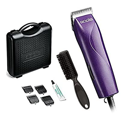 Amazon.com  Andis EasyClip 8 Piece Dog Grooming Clipper Kit dbd93c8b6e7