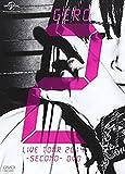 Gero/Live Tour 2014 -SECOND- DVD(初回限定盤)