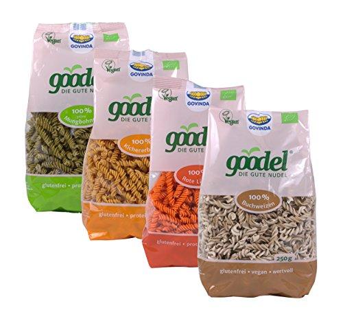 Goodel - Probierset (4 x 250 g)