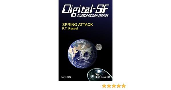 Digital-SF - Issue 001 (Digitral-SF Magazine)