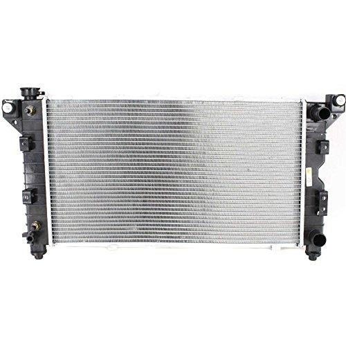 Evan-Fischer EVA27672031559 Radiator for DODGE CARAVAN 96-00 Outlet on right side (Oil Side Cooler Right)