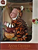 Anne Geddes Baby Tiger 9 inch Doll - Bean Filled
