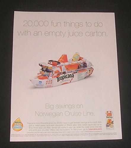 2010-print-ad-tropicana-orange-juice-origami-cruise-ship-fun-things-to-do-with-an-empty-juice-carton
