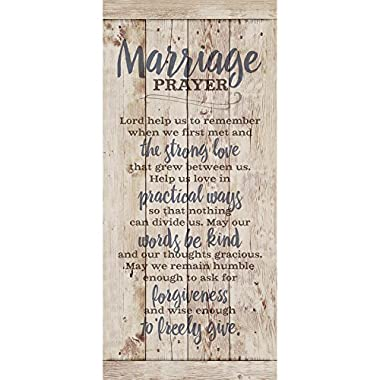 Marriage Prayer…New Horizons Wood Plaque