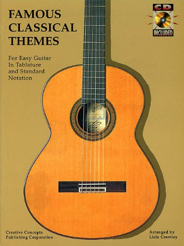 Famous Classical Themes for Easy Guitar ()