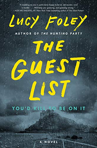 Book Cover: The Guest List: A Novel