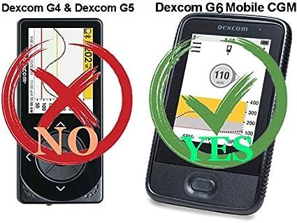 Dexcom G5 Case Touchscreen Receiver Case-Dexcom Pacific Sky Dexcom G6 Case Dexcom Case G6 type 1 Dexcom G6 Pouch G5 Dexcom G5 pouch
