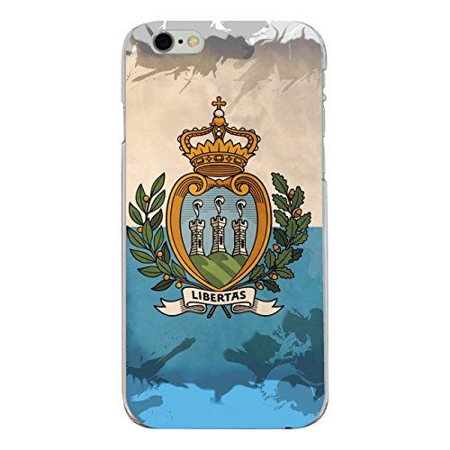"Disagu Design Case Coque pour Apple iPhone 6s Housse etui coque pochette ""San Marino"""