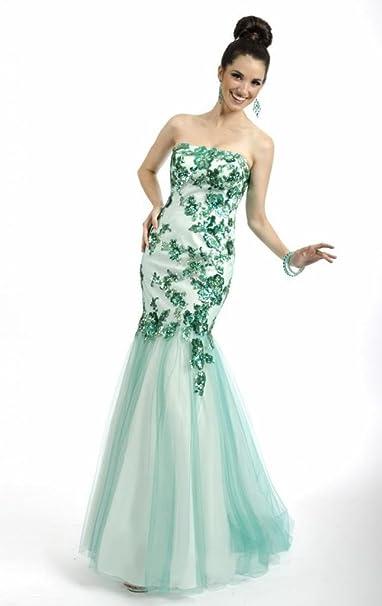 Passat - Vestido de novia - Mujer azul turquesa 54