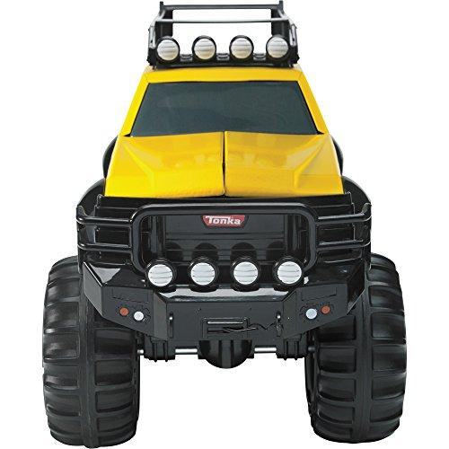 51EJpBaUFcL - Tonka 90604 Steel 4x4 T-Rex Vehicle by Tonka