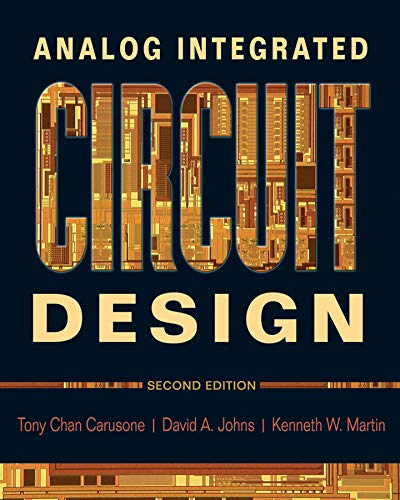 Analog Integrated Circuit - Analog Integrated