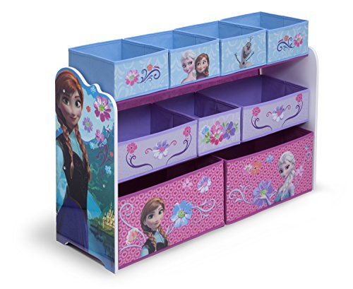 Disney Frozen Deluxe 9 Bin Multi-Bin Organizer (Frozen Multi Bin Organizer compare prices)