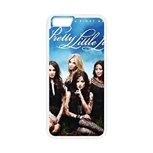 "ALICASE Diy Hard Shell Cover Case Of Pretty Little Liars for iPhone 6 Plus (5.5"") [Pattern-3]"