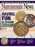 Numismatic News: more info