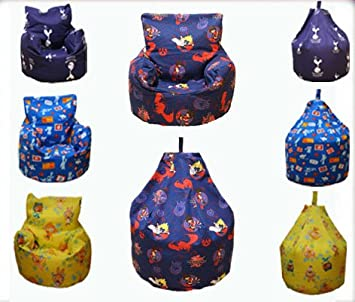 Ready Steady BedR Kids Childrens Football Characters Bean Bags Chairs Filled Available